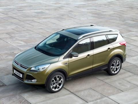 Отзывы о Форд Куга 2014 (Ford Kuga 2014)