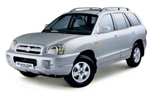 Отзывы о Hyundai Santa Fe Classic (Хендай Санта Фе Классик)