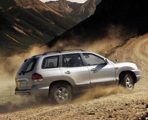Hyundai Santa Fe Classic (Хендай Санта Фе Классик)