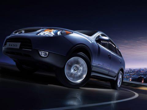 Hyundai ix55 (Хендай ix55)