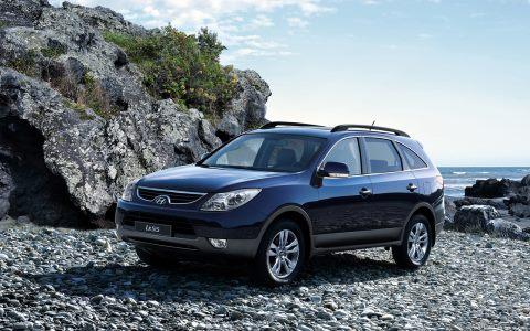 Отзывы о Hyundai ix55 (Хендай ix55)