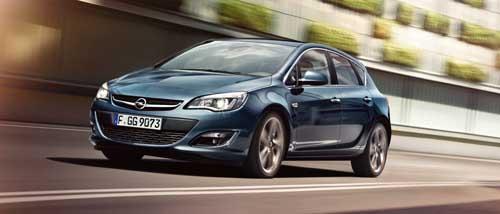 Отзывы об Opel Astra (Опель Астра)