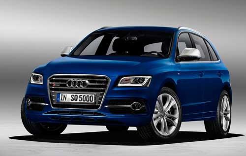 Отзывы о Audi SQ5 (Ауди SQ5)