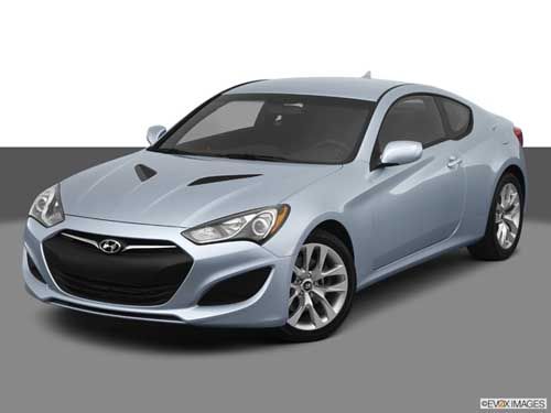 Отзывы о Hyundai Genesis Coupe (Хендай Генезис Купе)