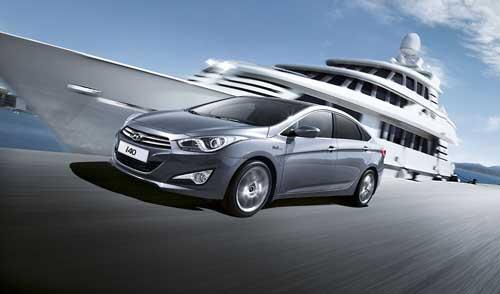 Отзывы о Hyundai i40 седан (Хендай ай 40)