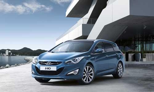 Отзывы о Хендай ай 40 универсал 2015 (Hyundai i40 wagon 2015)