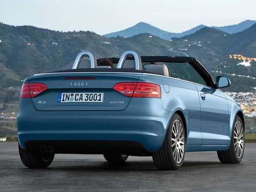 Отзывы о Audi A3 cabrio (Ауди А3 кабриолет)
