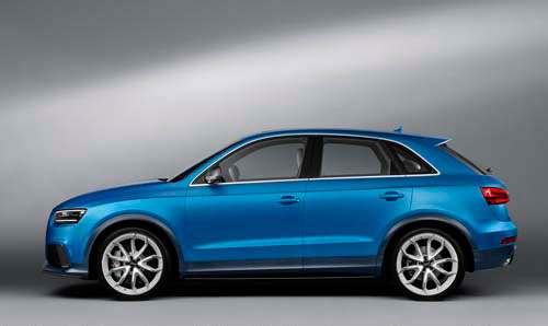 Audi RS Q 3