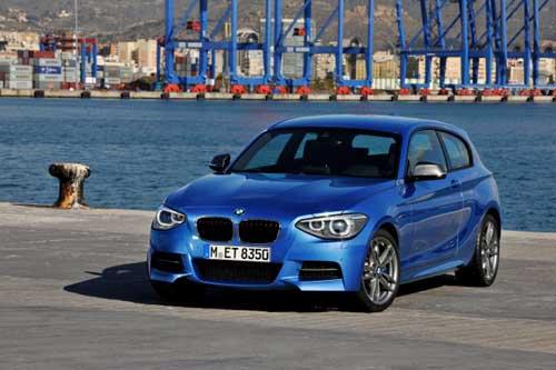Отзывы о BMW 135 M (БМВ 135 М)