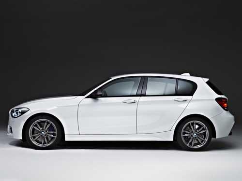BMW 1 серии M