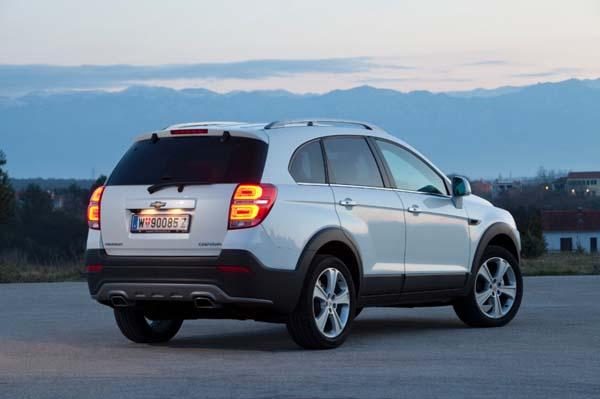 Отзывы о Шевроле Каптива 2015 (Chevrolet Captiva 2015)