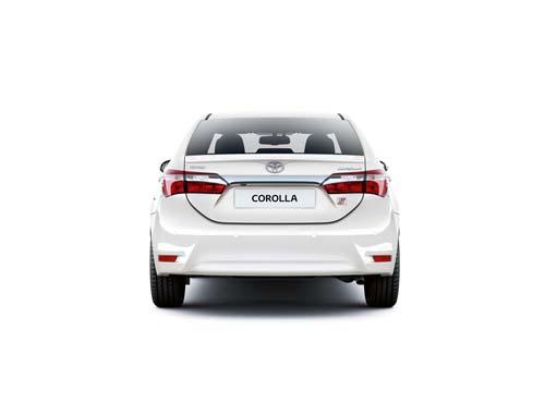 новая Тойота Королла 2013