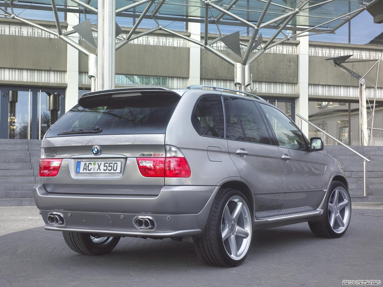 Отзывы о BMW X5 (бмв х5 E53)