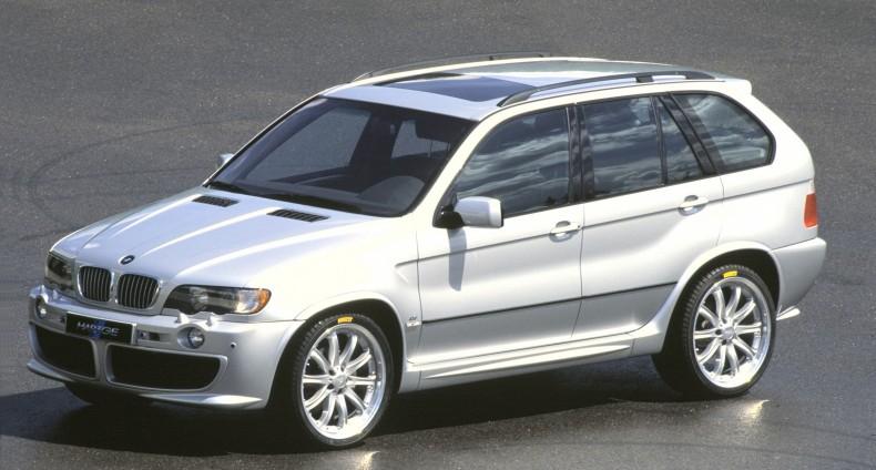 vin BMW x5 e53 где находиться