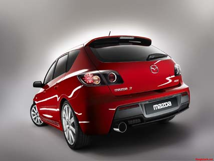 Отзывы о Мазда 3 МПС (Mazda 3 MPS)