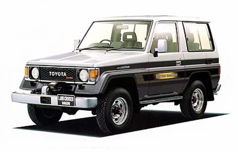 Отзывы о Toyota Land Cruiser Prado 70 (Лэнд Крузер Прадо 70)
