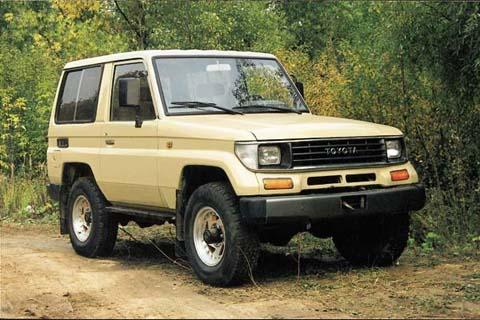 Toyota Land Cruiser Prado 70