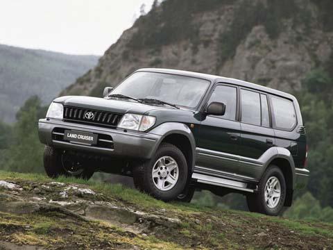 Отзывы о Toyota Land Cruiser Prado 90 (Лэнд Крузер Прадо 90)