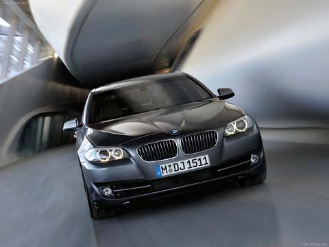 Отзывы о BMW 5 серии F10 (БМВ 5 серии Ф10) седан