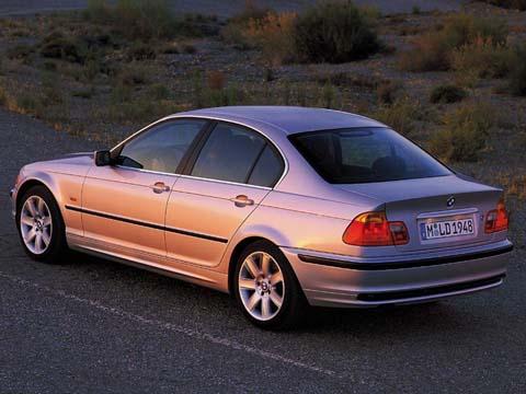 bmw 320d 2004 отзывы