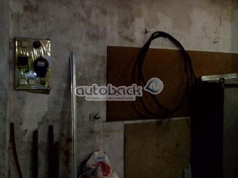 ремонт гаража своими руками фото