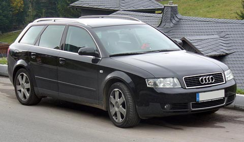 Отзывы о Audi A4 B6 (Ауди а4 Б6)
