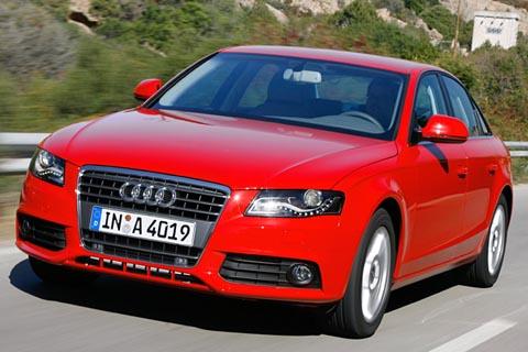 Отзывы о Ауди А4 Б8 (Audi A4 B8)