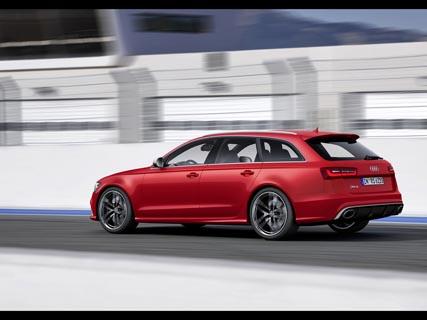 Audi RS 6 sportback