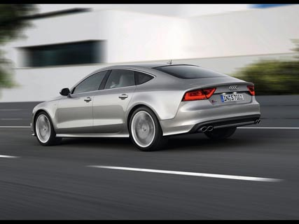 Отзывы о Ауди С7 (Audi S7 Sportback)