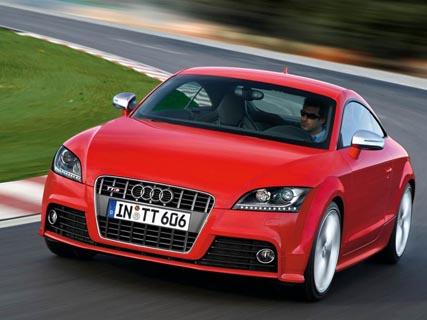 Отзывы о Ауди ТТС (Audi TTS)