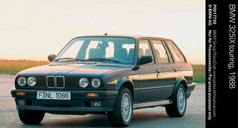 отзывы о bmw 3-series 325 2003 год универсал
