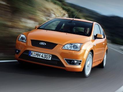 Отзывы о Ford Focus ST (Форд Фокус СТ)