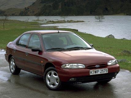 Отзывы о Ford Mondeo 1 (Форд Мондео 1)