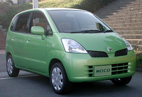 Отзывы о Ниссан Моко (Nissan Moco)