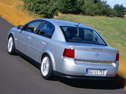 Отзывы о Opel Vectra C (Опель Вектра С)
