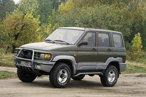 Отзывы о УАЗ 3160 Симбир (UAZ 3160 Симбир)