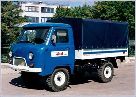 Отзывы о УАЗ 3303 (UAZ 3303)