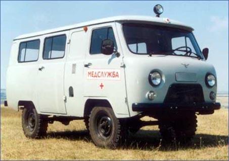Отзывы о УАЗ 3962 (UAZ 3962)