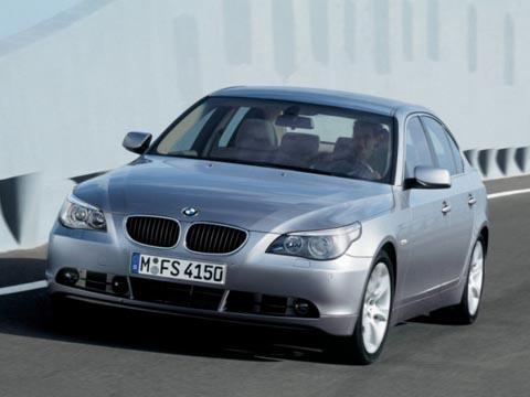 Отзывы о bmw 5 серии e60 (БМВ 5 е60 седан)