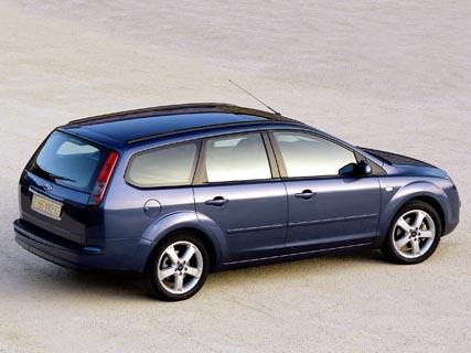 Ford Focus 2 поколения