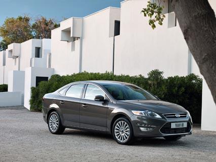 Отзывы о Ford Mondeo 4 (Форд Мондео 4)