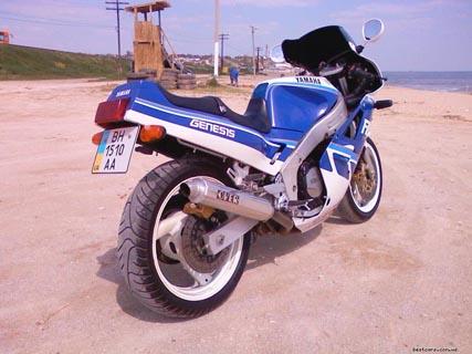 Отзывы о Yamaha FZR 1000 Genesis (Ямаха Фазер 1000)