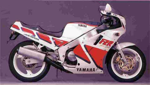 Отзывы о Yamaha FZR 750 Genesis (Ямаха Фазер 750)