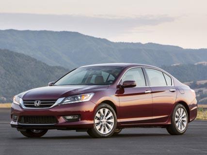 Отзывы о Хонда Аккорд 2015 9 поколения (Honda Accord 2015)