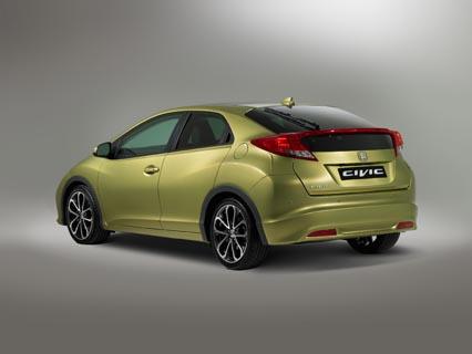 Хонда Цивик 2014