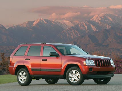 Отзывы о Jeep Grand Cherokee (Джип Гранд Чероки)