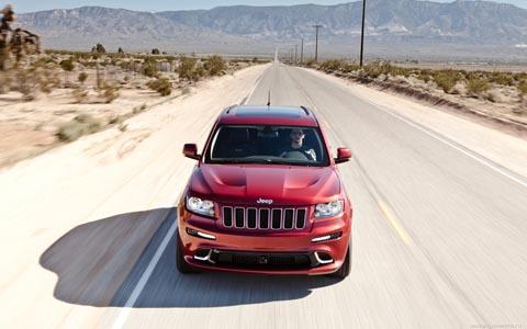 Отзывы о Джип Гранд Чероки СРТ 8 2015 (Jeep Grand Cherokee SRT 8 2015)
