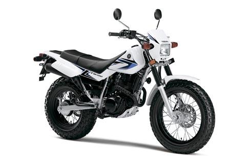 Отзывы о Yamaha TW 200 (Ямаха ТВ 200)