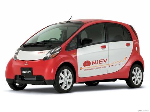 Отзывы о Mitsubishi I Miev (электромобиль мицубиси ай миев)