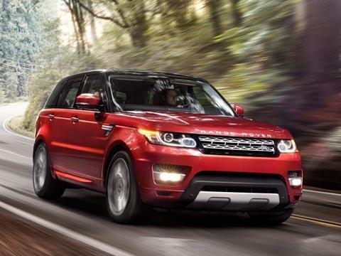 Отзывы о Land Rover Range Rover Sport 2015 (Ленд Ровер Рендж Ровер Спорт 2015)
